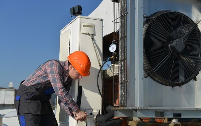 Commercial HVAC Contractor Cleveland OH