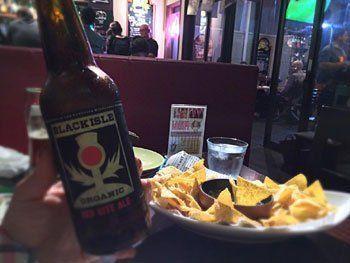 Organic craft beer in Nagoya