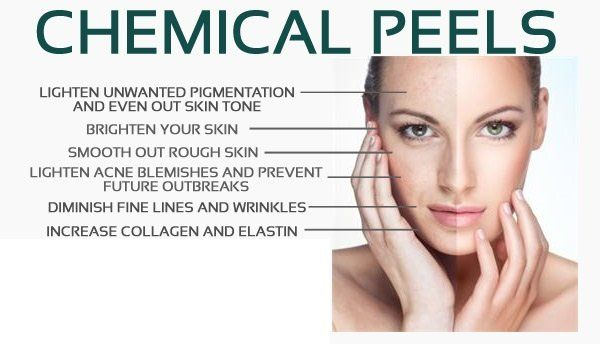 products for peeling skin