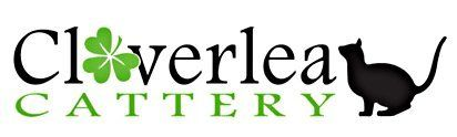 Cloverlea Cattery logo