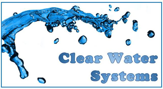 Clear Water Systems Logo