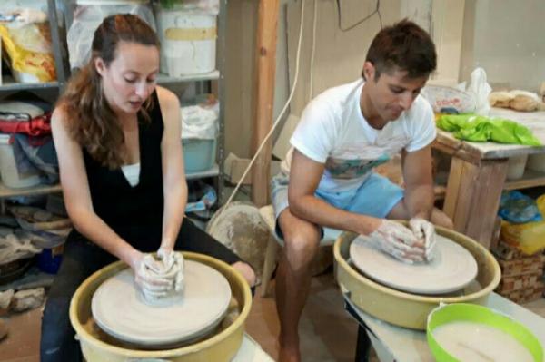יד יוצרת - סטודיו לקרמיקה בנס ציונה