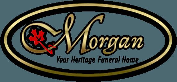 Morgan Funeral Home Logo