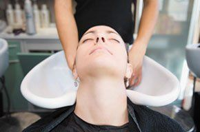 Hairdressing supplies - Norwich - Coldham John Ltd - Hair washing