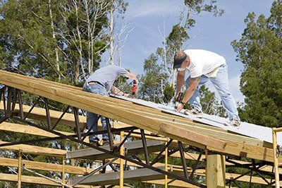 Rough Framing & Pole Barn Construction in Niagara Falls NY