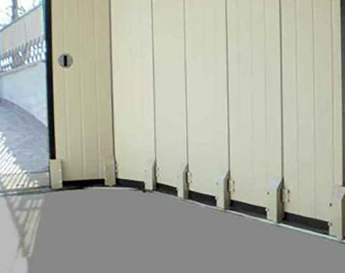 Porte scorrevoli coibentate