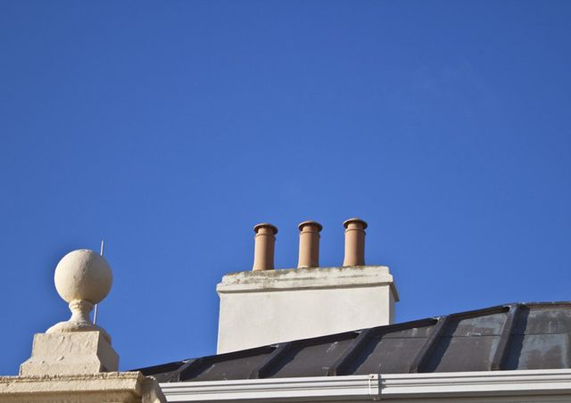 chimney sweeping service