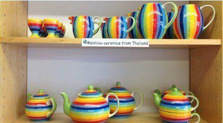 ceramics from Thailand