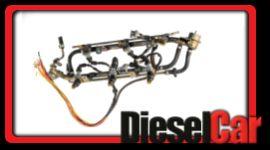 iniettori diesel, impianto di iniezione tradizionale, iniezione motore diesel