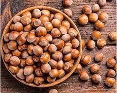 Walnuts and hazelnuts from Sicily