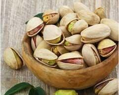 Pistachios from Sicily