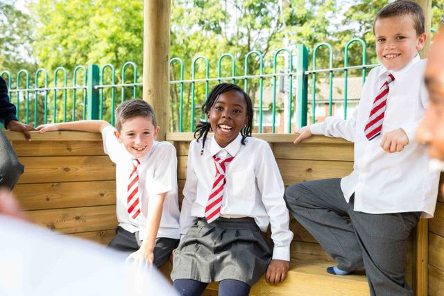Outdoor Classroom | School Playground Shelters