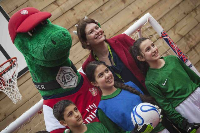 MUGA | School Playground MUGA, Pitch, Ballcourt