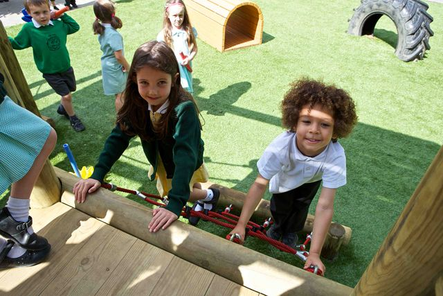 EYFS, Infant and Nursery | Playground Design and Installation
