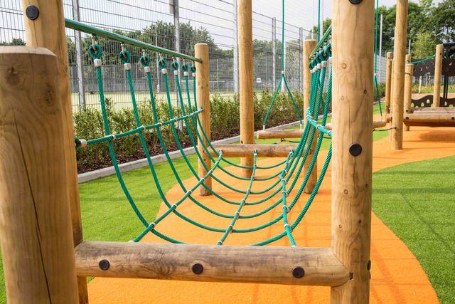 Trim Trail | School Playground Equipment