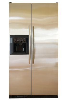 Refrigerator installed by experts