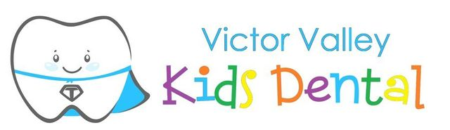 Victor Valley Kids Dental logo