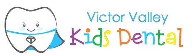 Victor Valley Kids Dental logo