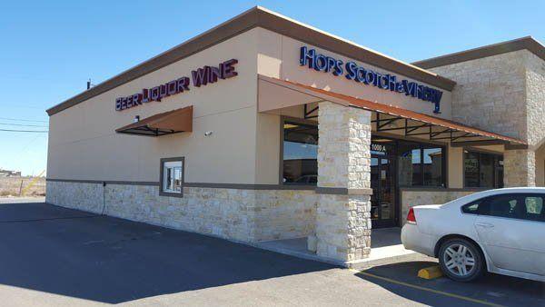 Liquor Store Odessa & Midland,TX