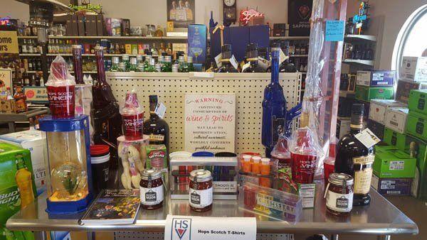 Liquor Store Midland & Odessa, TX