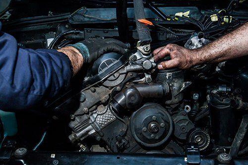 Engine Repair, Gainesville, FL