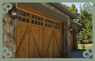 Bespoke gates and garage doors in Colchester & Install bespoke wooden garage doors in Colchester