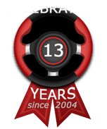 Celebrating 13 years | Since 2004