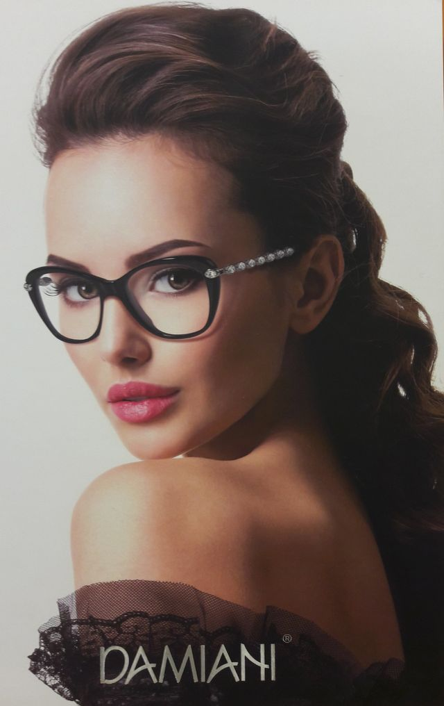 occhiali Damiani