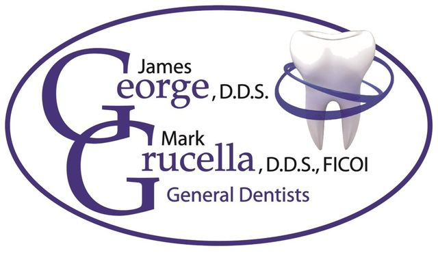 Dentists Dr. James George and Dr. Mark Grucella