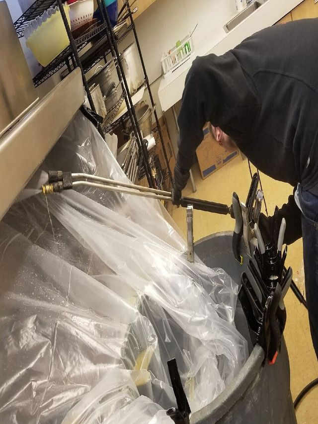 Commercial Hood Cleaning Based In Everett Wa All
