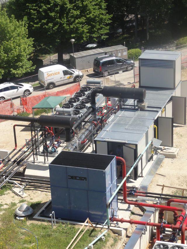 impianto di risparmio energetico