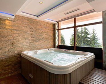 Indoor Hot Tub   Williamsville, NY   Creekside Hot Tub U0026 Sauna Co.
