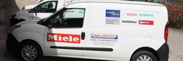 Assistenza elettrodomestici - Verona - Castagna Alberto & C.