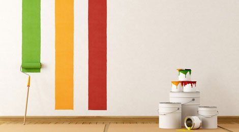 Wall painting options