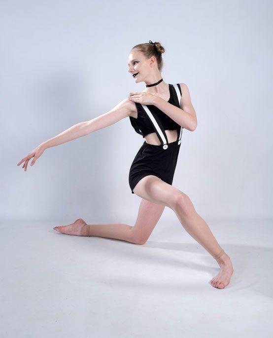 unique dancing style