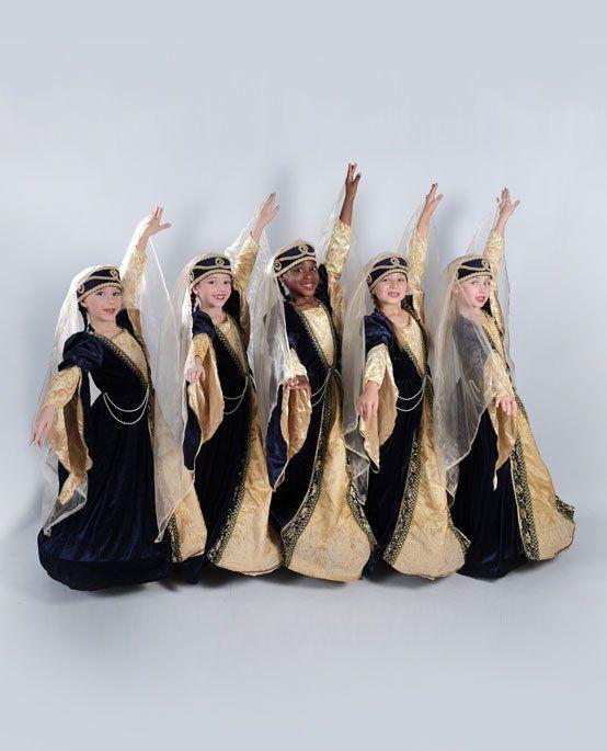 various styles of dancing