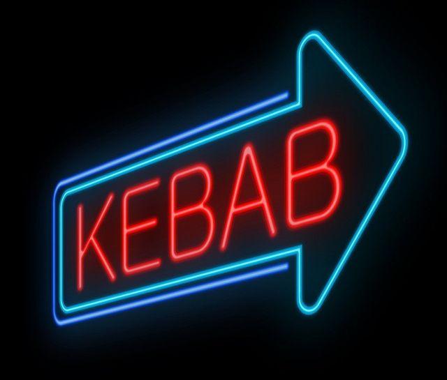 Kebab board