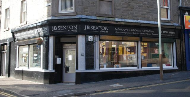 Jb Sexton Interiors Bathroom Remodelling Dundee