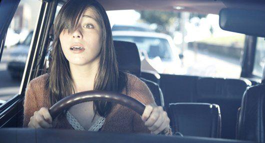 nervous driver classes