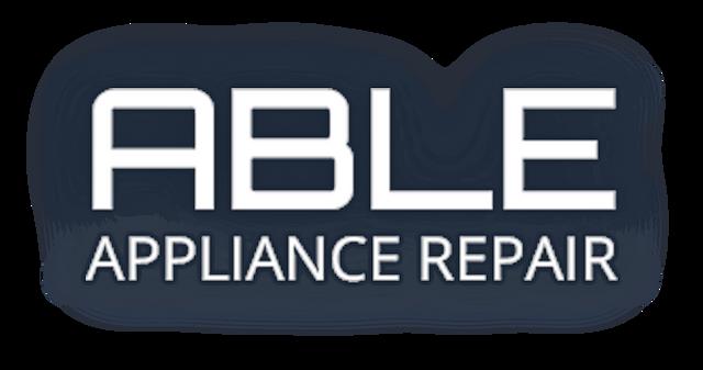 Appliance Repair Able Appliance Repair