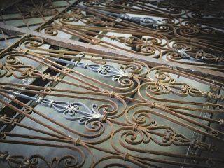restauro cancelli Metalinfissi