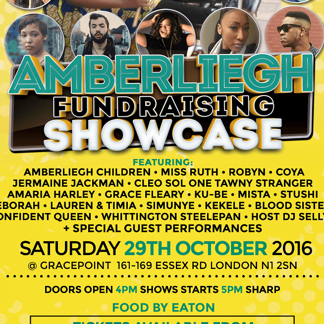 Amberliegh Fundraising Talent Showcase