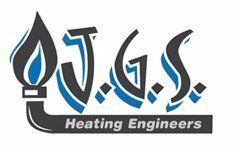 J G S Heating engineers logo