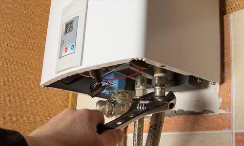 boiler fitting