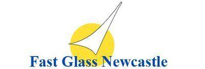fast glass logo