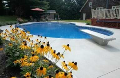 Swimming Pools & Hot Tubs - Lewiston, ME - Rick\'s Swimming Pools