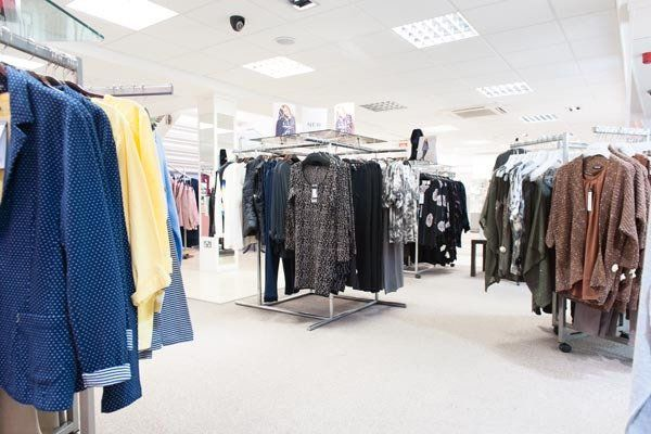 Fashionable clothing at our department store in Spalding