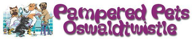 Pampered Pets Oswaldtwistle Company Logo