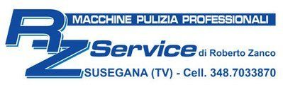 RZ service logo