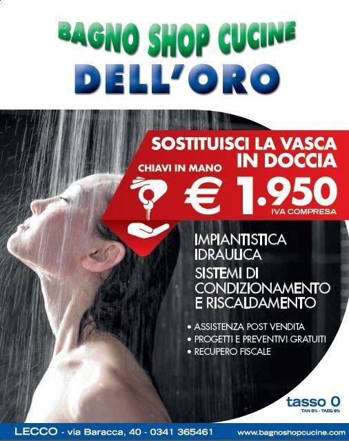Offerte e finanziamenti arredo bagno - Lecco - Bagno Shop Cucine ...